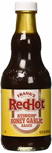 Frank's RedHot Stingin' Honey Garlic Sauce, 12 Ounce