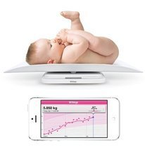 New Withings Smart Kid Baby Scale WIFI Bluetooth IOS 55lb - $124.95