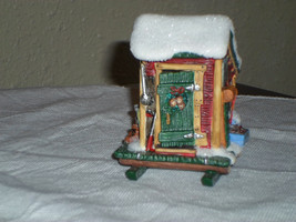 "Department 56 Simple Traditions Pine Isles ""Weekend Retreat Ice House"" - 2004 - $15.99"