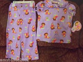 Nickelodeon Dora the Explorer size 3T 2PC Pajama Set  Girl's NEW HTF  - $27.99