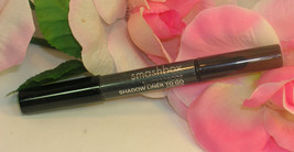 New Smashbox Waterproof Shadow Liner to Go Chrome .094 oz 2.6 g Silver Grey - $14.99