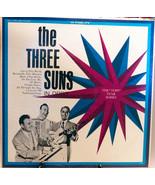 Vintage 1960 Vinyl LP - The Three Suns in Orbit - Play-Rated Very Good M... - $2.95