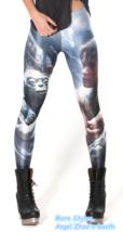 Womens Star Wars Digital Printed Yoga Aztec Leggings Workout Pants for G... - $23.99