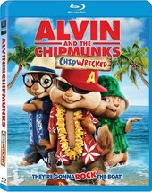 Alvin and the Chipmunks 3: Chipwrecked (Blu-ray/DVD