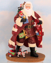 Toy Santa Figure PIPKA RELECTIONS 2008 11383 Retired - $40.00