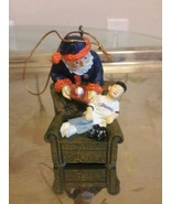 """San Diego Padres Santa's Gift Ornament 4"""" New In Box Christmas Memory Co... - $14.95"""