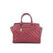 Michael Kors Quilted Leather Selma Large Satche... - $247.49