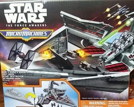 Star Wars Episode VII Micro Machines Star Destroyer Playset - $30.00