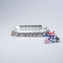 WR51X10031 GE Refrigerator defrost heater and thermostat - $65.05