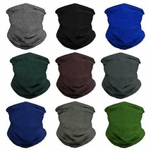 VCZUIUC Headband Skull Face Mask Bandanas, Multi Functional (9 Dark Color) - £15.04 GBP