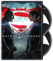 Batman v Superman: Dawn of Justice  DVD - $25.99