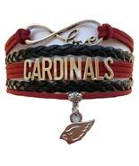 Arizona Cardinals Football Fan Shop Infinity Bracelet Jewelry - $9.99