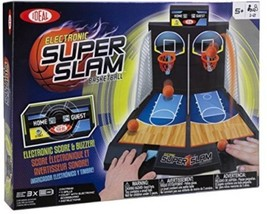 Ideal Electronic Super Slam Basketball Tabletop Game - $34.01