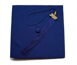 Matte Adult Unisex Graduation Cap With Tassel 2019 Year Charm Grad Days - $16.14