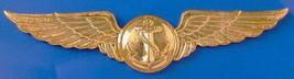 Royal Thai Navy Engineer Wings Badge Pin Thailand Navy - $6.93