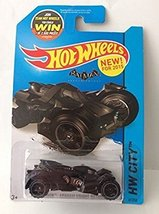 Hot Wheels Batman Arkham Knight Batmobile by Mattel - $12.00