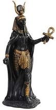 HATHOR STATUE-Egyptian Goddess BEAUTY COSMETIC ARTS WOMEN DANCERS SKY  E... - $69.99