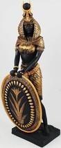 "ISIS STATUE Egyptian Mythology Great Goddess 13"" WOMEN MEDICINE MAGIC CH... - $47.99"
