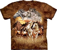 Find 15 Horses The Mountain Adult T-Shirts - $18.32+