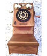 Country Kitchen Wall Phone Limited Edition (Oak) - $59.99