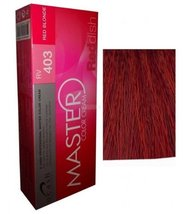 Hair Colour Permanent Hair Cream Dye Red Blonde by Dcash Master - $11.14