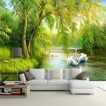 """3D Wallpaper """"Lake"""" - $35.00+"""