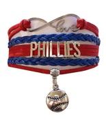 Philadelphia Phillies Baseball Fan Shop Infinity Bracelet Jewelry - $11.99
