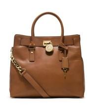 Fashion Michael Kors Hamilton Womens Large Tote Handbag Bag Purse NorthS... - $446.25