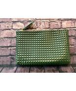 New August 2019 Empty Ipsy Bag Dark Green - $4.95