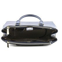 Fashion Michael Kors Jet Set Travel Medium Dressy Tote NAVY 30S4GTVS6L U... - $450.12