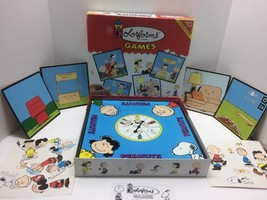 Peanuts Colorforms Game Ages 3-8 No Reading Required 1999 Charlie Brown ... - $19.76
