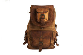 16″ Ladies Leather Backpack - $60.00