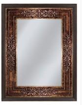 Wall Mounted Mirror European Art Framed Bronze ... - $153.44