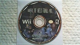 Where the Wild Things Are (Nintendo Wii, 2009) - $3.95