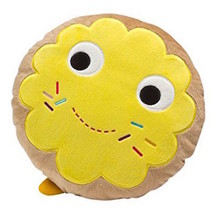 "Kidrobot Yummy World 12"" Yellow Donut Toy Designer Plush NEW - Rare! - $130.86"