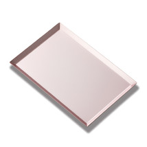 """Aluminium Tray,  """"Altray L"""" - Pink - $40.00"""