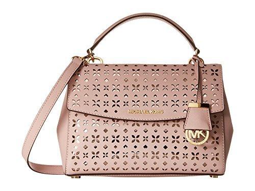 Fashion MICHAEL Kors Ava Small TopHandle Satchel BlossomBallet 30T6GAVS1U-621