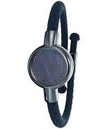 Michael Kors Access Activity Tracker Crosby Silicone Blue Bracelet w0.92... - £94.87 GBP