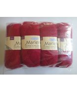 Goat mohair yarn for hand knitting - pack of 4 four skeins - $39.19