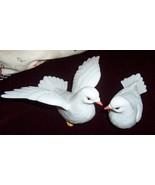 Home Interiors/Homco White Love Doves # 8856 /R... - $14.84