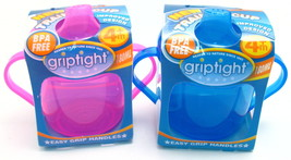 Griptight 6 Months+ Trainer Sippy Cup with Easy... - $6.14 - $9.21