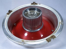 1964 Ford Galaxy Oem 64 A Fd Fo Mo Co Back Up Tail Light Lens & Bucket Assembly - $74.79