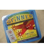 spinner dominoes game SPINNER Game DOMINOS Tin Box Free Shipping USA PR - $34.95