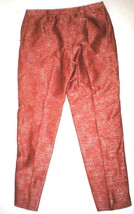 Womens Worth New York NWT $398 4 Jacquard Pants... - $398.00