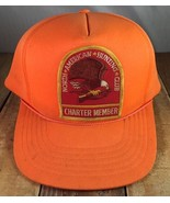 Vintage North American Hunting Club Charter Member Trucker Hat - $21.49