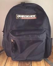 "Quiksilver Blue Kids Backpack 15"" Tall School Bag - $18.69"