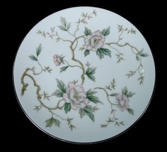 "VINTAGE NORITAKE 5502 CHATHAM FLORAL CHINA 10 3/8"" LARGE DINNER PLATE PL... - $14.95"
