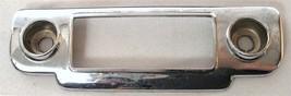 Original Vintage Oldsmobile Oem Gm 1946 1947 1948 Am Radio Cover Bezel 418957 - $74.79