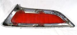 Vintage 1961 61 Dodge Dart Phoenix Sieeca Auto Tail Light Lens Pair Set 2094734 - $84.14