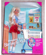 Shopping Fun Barbie Kelly Baby Sister Doll Shop... - $129.95